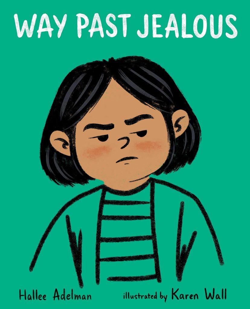 Book Cover: Way Past Jealous