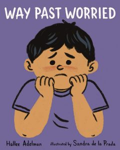 Book Cover: Way Past Worried