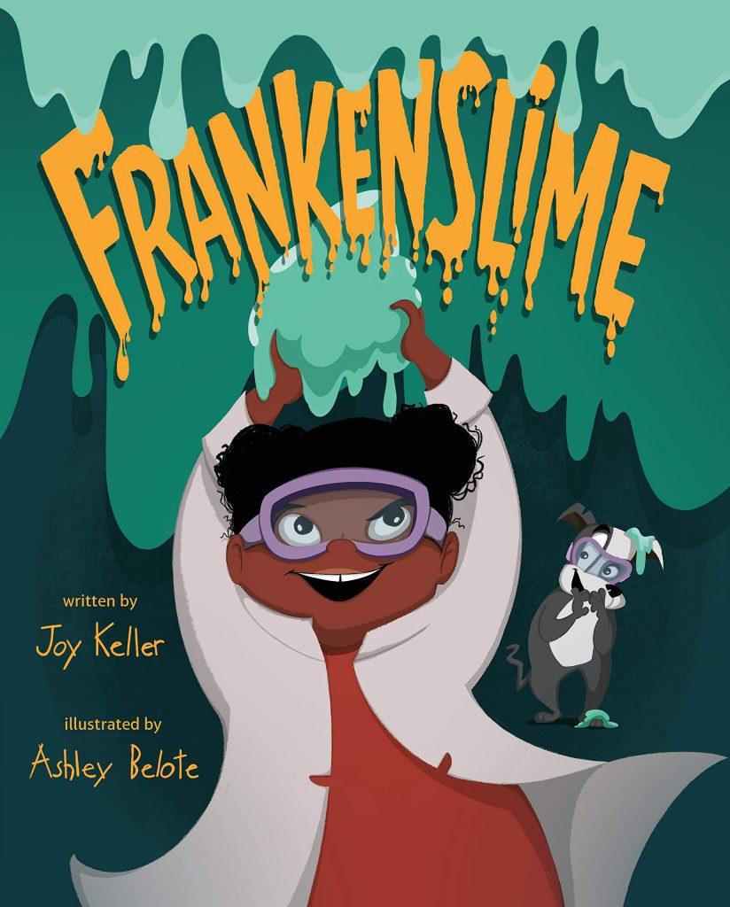 Book Cover: Frankenslime