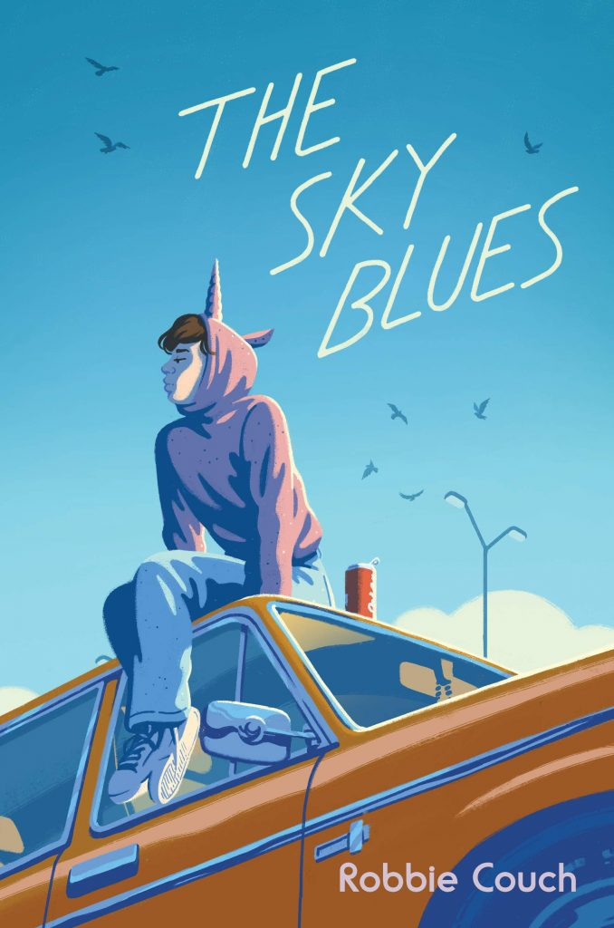 Book Cover: The Sky Blues