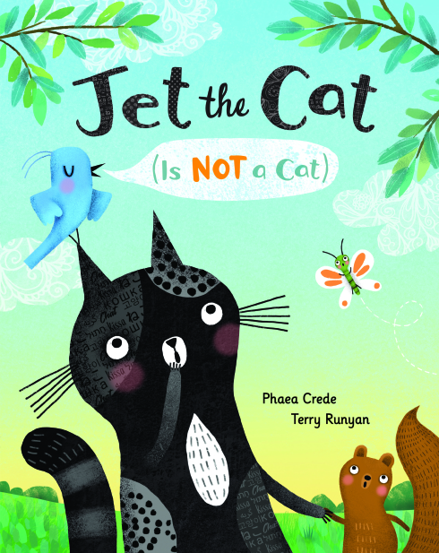 Book Cover: Jet the Cat (Is Not A Cat)