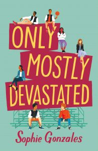 Book Cover: Only Mostly Devastated