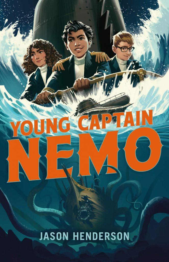 Book Cover: Young Captain Nemo