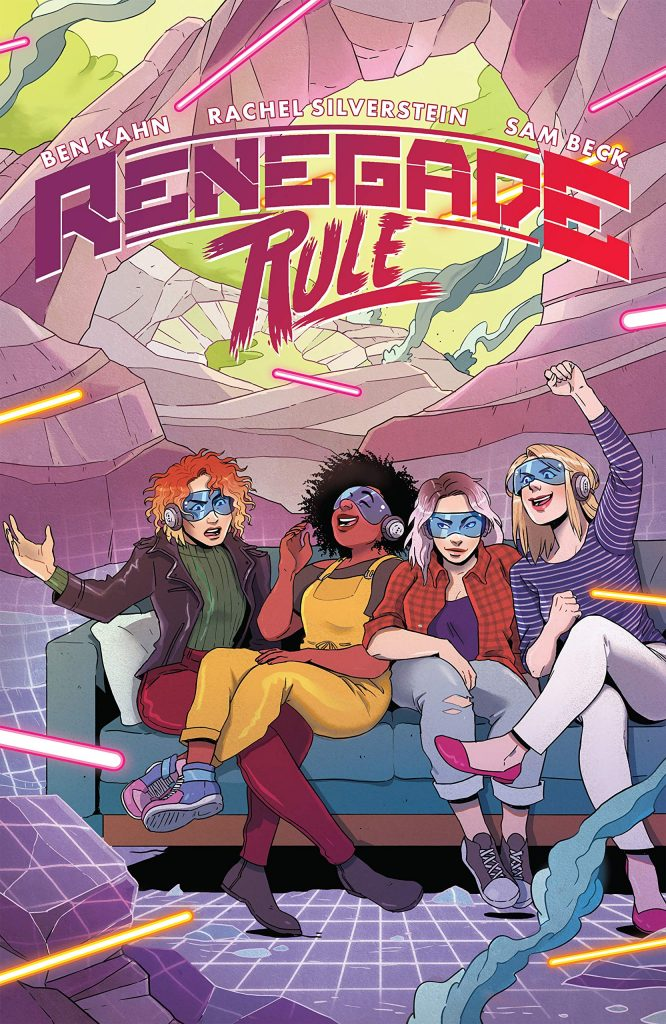 Book Cover: Renegade Rule