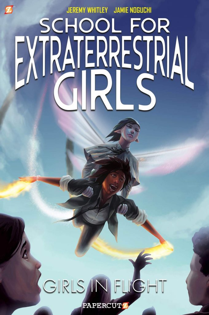 Book Cover: S4ETGirls: Girls Take Flight