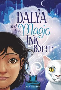 Book Cover: Dalya and the Magic Ink Bottle