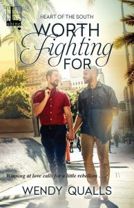 Book Cover: Worth Fighting For