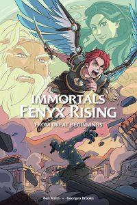 Book Cover: Immortals Fenyx Rising
