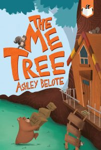 Book Cover: The Me Tree